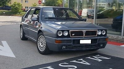 Lancia Integrale EVO, 200HP, Left hand drive, located in Switzerland