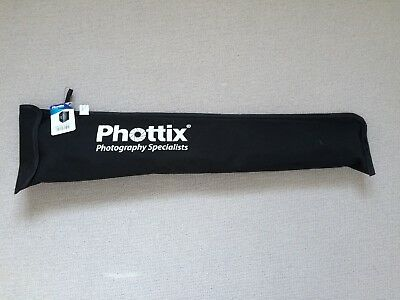 2 x Phottix Easy-Up HD Umbrella Softbox with Grid 70x70cm (Two are included)