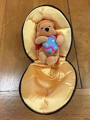 Winnie The Pooh Reversible Easter Egg 2001 Limited Edition