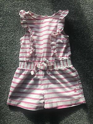 Joules Girls Playsuit Age 3 (2-3years)