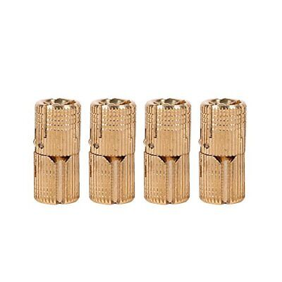 4pcspack Brass Hidden Concealed Hinge Invisible Barrel Hinge for DIY Jewelry Bo