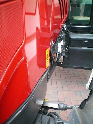 Rural Crime - Anti Theft Device for Massey Ferguson Tractor - Thatcham Approved