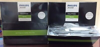 """Philips Zoom Teeth whitening gel 22% Pack Of 3 X Syringes Kit ))) On 👉""""OFFRR"""""""
