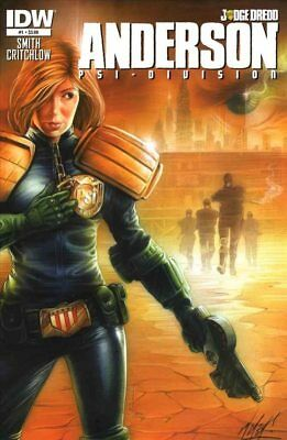 Judge Dredd: Anderson Psi-Division #1 NM