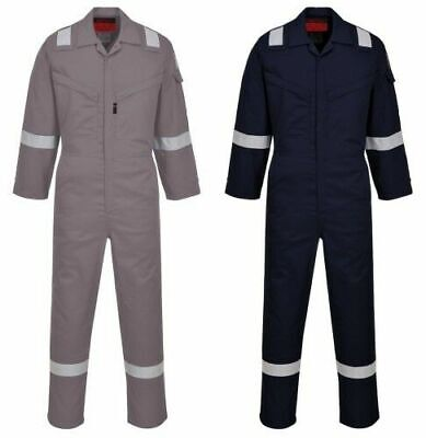 Portwest UAF73 Araflame NFPA 2112 Flame Resistant Anti-Static Coverall