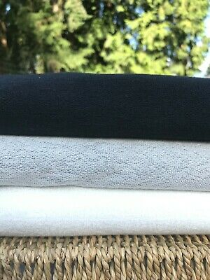 Bamboo Stretch French Terry Fabric, Eco-Fashion and Cloth Diapers