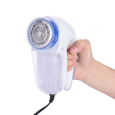 Electric Clothes Lint Pill Fluff Remover Fabrics Sweater Fuzz Shaver Portable