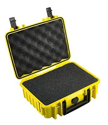 B w Outdoor.cases Type 1000 With Pre-cut Foam si - The Original , Yellow,1000/y/