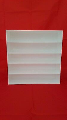 Acrylic Display Stand Box Storage Unit Case Shelves