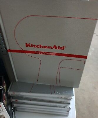 Kitchenaid The Cookbook Hardcover brand new free shipping