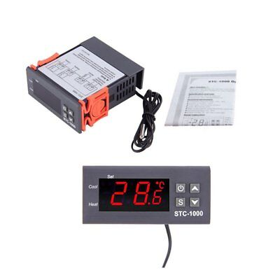 STC-1000 Professional Digital All-Purpose Temperature Controller Thermostat# HY