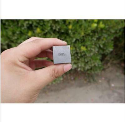High Purity 99.9% Carbon C Element Periodic Table Cube 1 inch 30g s