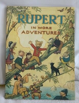 Rupert  Annual......1944.....facsimilie  Edition   1985...superb  Condition