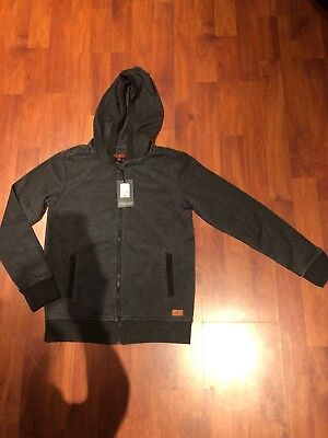 BNWT Seven For All Mankind boys Long Sleeves Hoodie 100% Authentic size M