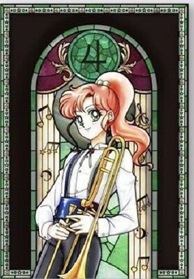 【Sailor Moon Concert 2018 】post card 10set Stained glass style original limited
