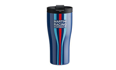 Original Porsche Kaffe-Becher Thermobecher – MARTINI RACING® WAP0505500K