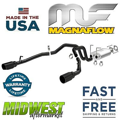 MagnaFlow Black Coated Cat Back Dual Exhaust System For 2019 Ram 1500 5.7L 19430