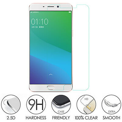 10PC x Oppo F1 Plus Genuine 9H Tempered Glass Clear Film Screen Protector New