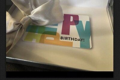 10000 Nordstrom Happy Birthday Gift Card