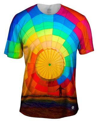 Yizzam- Hot Air Balloon Inflating - New Men Unisex Tee Shirt XS S M L XL 2XL 3X