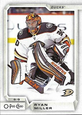 Ryan Miller #285 - 2018-19 O-Pee-Chee - Base