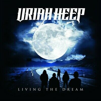 Living The Dream - Uriah Heep (2018, CD NEU)2 DISC SET