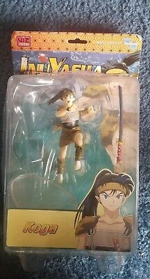 Koga from Inuyasha Toynami Figure Viz Media