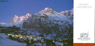 1130067 Mürren - Early winter evening