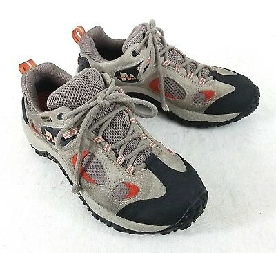 664c0a65c7feb MERRELL Chameleon Gore-Tex XCR Low Grey Rust Orange Hiking Shoes Women's ...