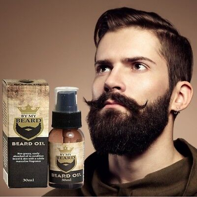 By My Beard Oil Non Greasy With Masculine Fragrance 30Ml Uk Seller Fast Postage