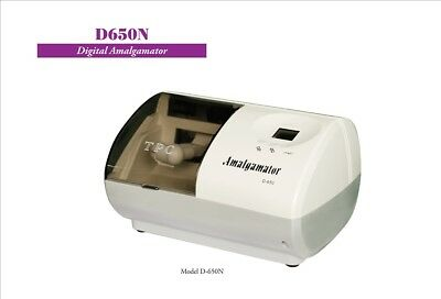 NEW TPC D 650N Digital Dental Amalgamator