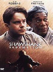 The Shawshank Redemption DVD, Larry Brandenburg, Jeffrey DeMunn, James Whitmore,