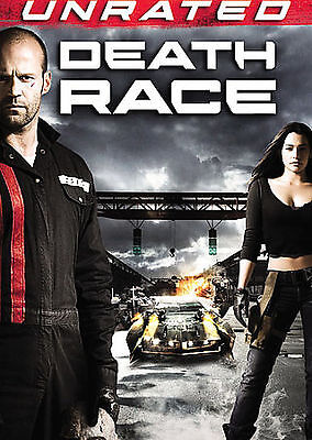 Death Race (Unrated Edition) DVD, ,