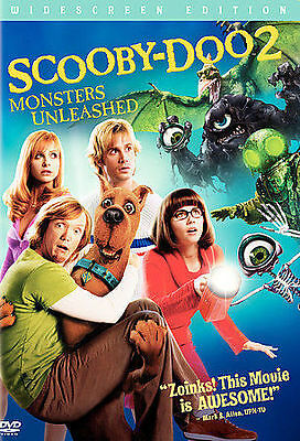 Scooby-Doo 2: Monsters Unleashed (Widescreen Edition) DVD, Alicia Silverstone, S
