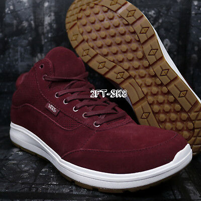 18c96eb60ca Vans Style 201 Perf Madder Brown True White Men s Athletic Shoes  s86158.13