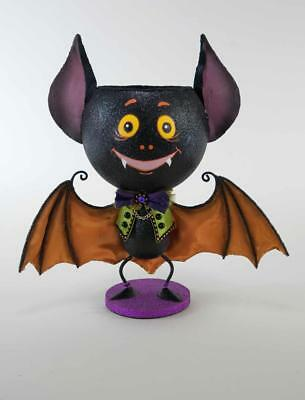 Katherine's Collection - Bat Candy & Treat Container Bowl Halloween 28-828321