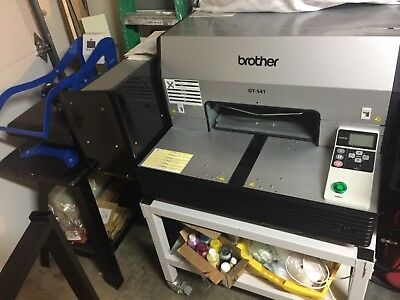 Brother Gt-541 Printer (Heat Press NOT INCLUDED)