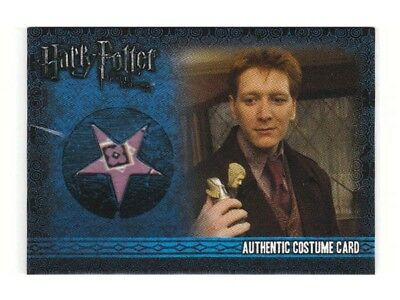 Harry Potter Costume Card George Weasley Oliver Phelps DH #510/580 C8