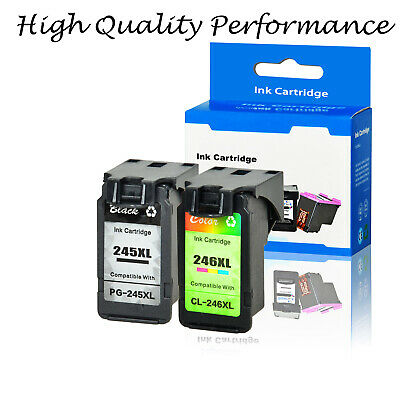PG245XL CL246XL Ink Cartridges for Canon PIXMA IP2820 MG2420 MG2922 MG2924 MX490