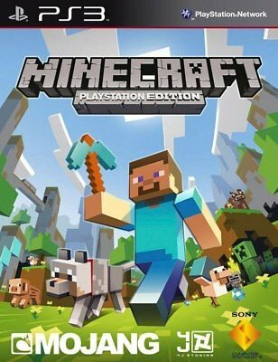 🎮 Minecraft Ps3 🎮  Digital 🎮  Immediate Delivery  🎮 24/7