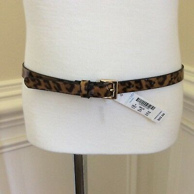 NEW! Crewcuts Girl's Belt - Size Small NWT!