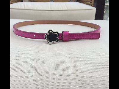 Hanna Andersson Girl's Belt - Size Small
