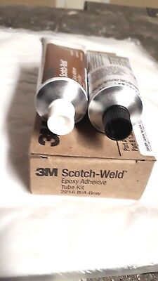 COLLE EPOXY BI COMPOSANTS 3M Adhesive EC-2216 B/A Gray 59ml