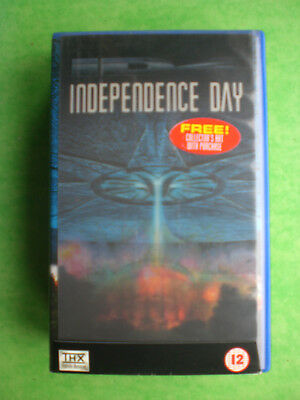 Independence Day  (Brand New With Collectors Art)  -   Rare And Deleted