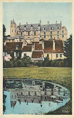 37 LOCHES le chateau royal 40877