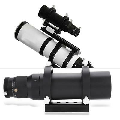 50mm CCD Imaging Guide Scope Finderscope w/ Bracket For Astronmical Telescope UK