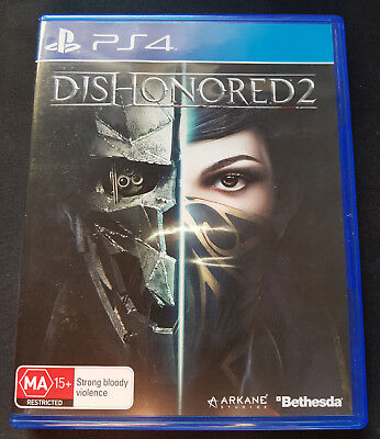 Brand new: Dishonored 2 - PS4 ( PAL / Australia )