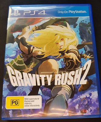 Gravity Rush 2 PS4 PlayStation 4 Game Brand New