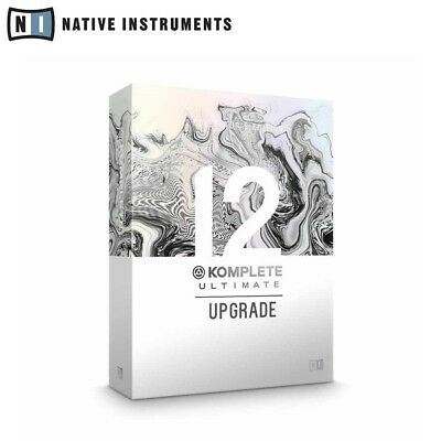 Native Instruments Komplete 12 Ultimate Collectors Edition UPG K8-12