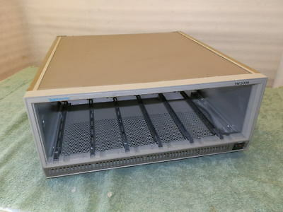 Tektronix TM5006 6-Compartment Mainframe Power Plugin Chassis